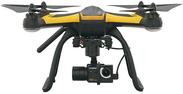 drone Hubsan X4 pro