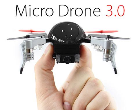 Microdrone 3.o