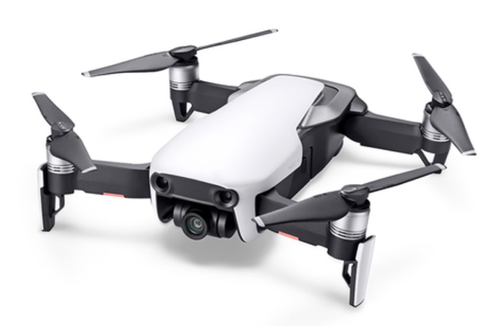 Dji Mavic Air opinioni