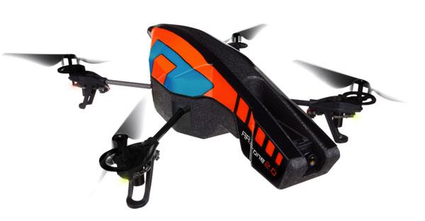 Parrot Ar Drone 2.0 – recensione e prezzo