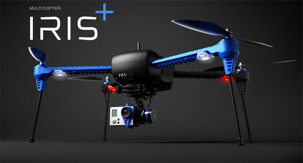 Drone Iris+ 3D Robotics – recensione e prezzo