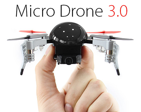 Microdrone 3.0