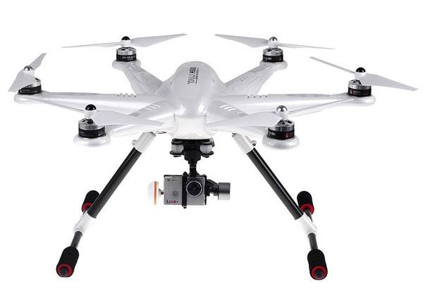 Walkera Tali H500 FPV drone esacottero